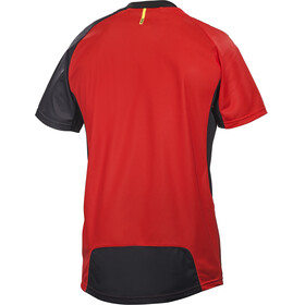 Mavic Crossmax Pro SS Jersey Men fiery red/black